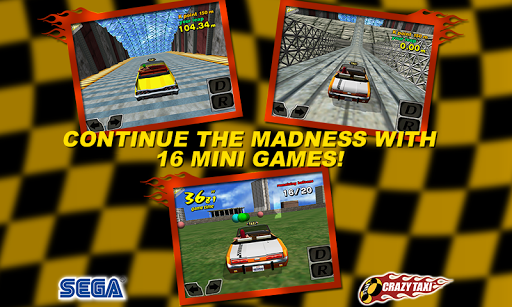 how to play crazy taxi