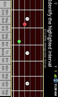 RR Guitar Interval Trainer LT– Vignette de la capture d'écran