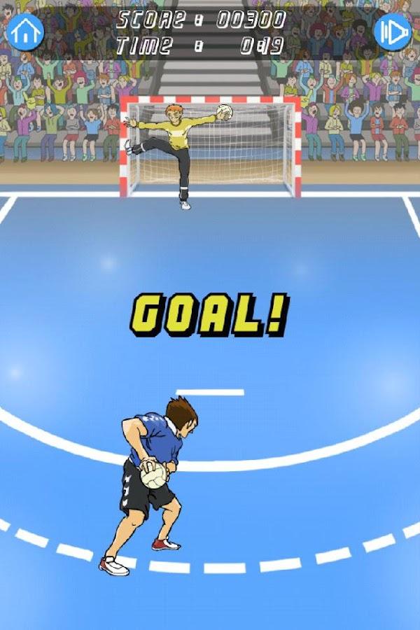 Handball Games Rules Handball Games Screenshot