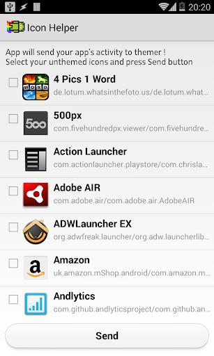 Alim Haque: Icon Request Tool