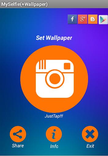 My Selfie +Wallpaper