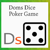 Doms roll dice poker game free