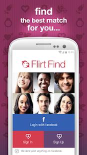 FlirtFind: Dating Chat