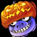 Greedy Pigs Halloween icon