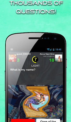 【免費益智App】Name that YGO Card-APP點子