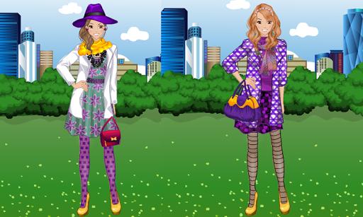 Purple Princess Fashion Apk Download 4