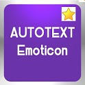Autotext Emoticon icon