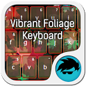Vibrant Foliage Keyboard icon