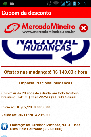 Mercado Mineiro- screenshot