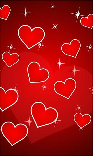 Love Heart HD live wallpaper