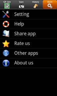 QR Pro - screenshot thumbnail