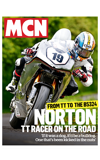 MCN: Motorcycle News