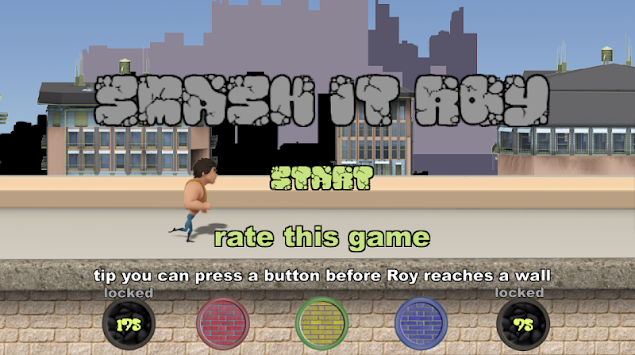 Smash It Roy apk screenshot