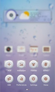 Ligh Llife GO Launcher Theme v1.0