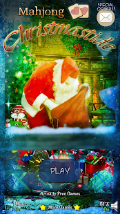 Hidden Mahjong - Christmastide- screenshot thumbnail