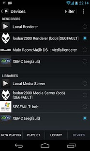 BubbleUPnP UPnP/DLNA - screenshot thumbnail