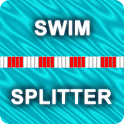 Swim Splitter Split Calculator icon