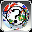 猜猜达国 - 标志测验 icon