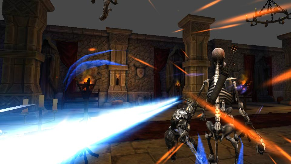 Royal Knight:Dungeon Fight- screenshot