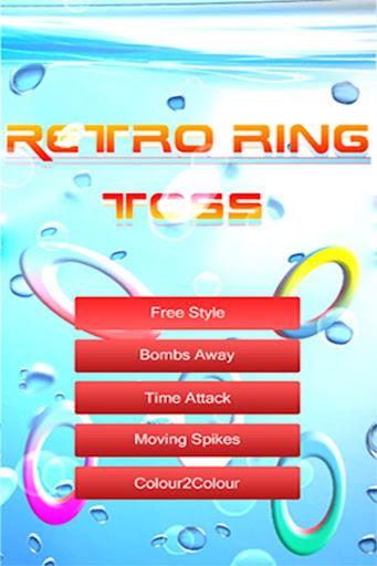 Retro Ring Toss Pro
