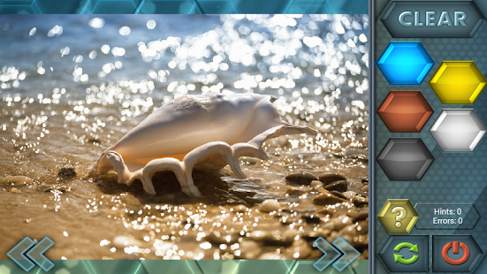 HexLogic - Seashells- screenshot thumbnail