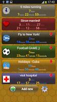 Screenshot of Countdown Chronometer & Widget