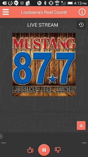 Mustang 87.7