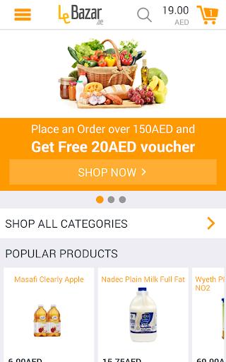 LeBazar - Grocery Store Dubai