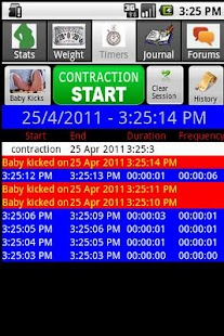 Happy Pregnancy Ticker - screenshot thumbnail