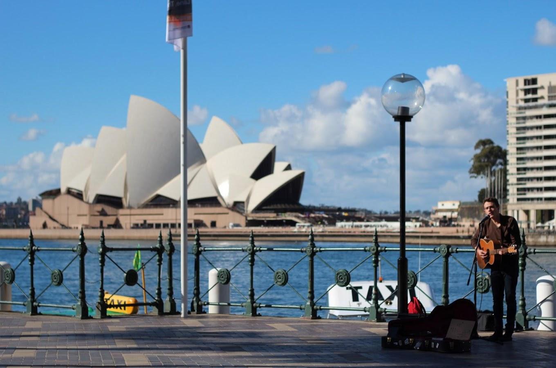 Sydney, Australia HD Wallpaper- screenshot