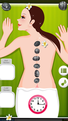 Prom Party Massage - Girl Game - screenshot