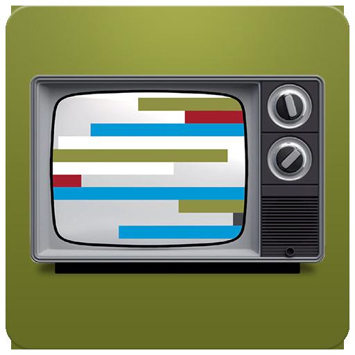 Vintage TV LOGO-APP點子