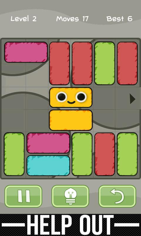 HELP OUT - Blocks Game- screenshot