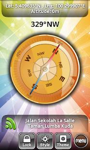 Classic Compass - screenshot thumbnail