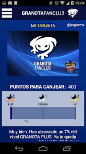 GRANOTA FANCLUB LEVANTE U.D.- screenshot thumbnail