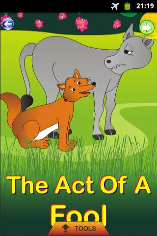 The Act of A Fool - Kids Story