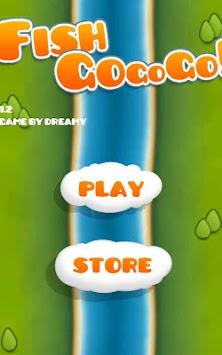 Clappy Fish GoGoGo! apk screenshot