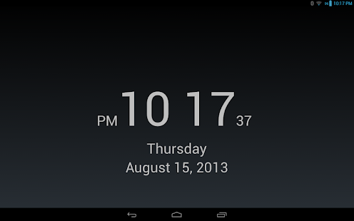 Clock for MultiWindow- screenshot thumbnail