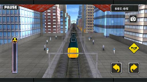 Bullet Train Simulator