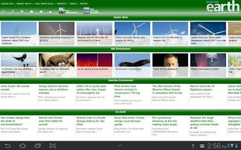 Suzlon Earth - screenshot thumbnail