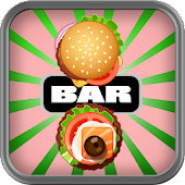 Burger Bar Slot Machine Reels