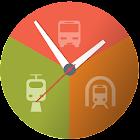 Bilbao Subway Bus Tram - free icon