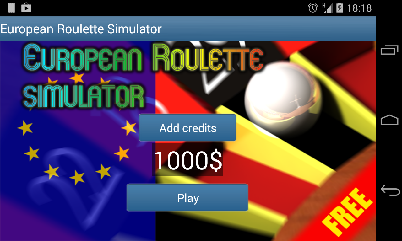roulette simulator freeware
