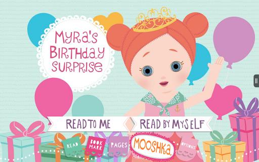 Mooshka: Myra's Birthday