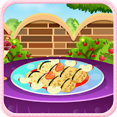 Creamy Strawberry Crepes Games