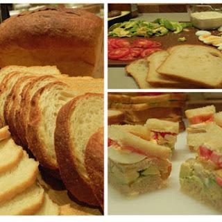 Triple Sandwich.