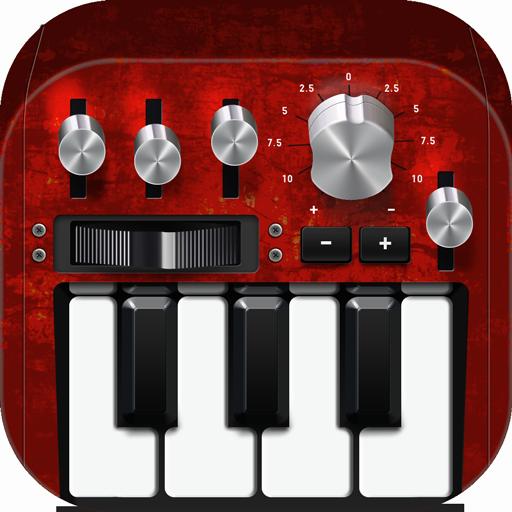 EDKeyz - 是电子舞曲电子合成器 LITE 音樂 App LOGO-APP試玩