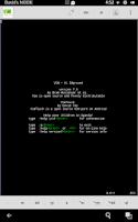 Screenshot of Vim Touch