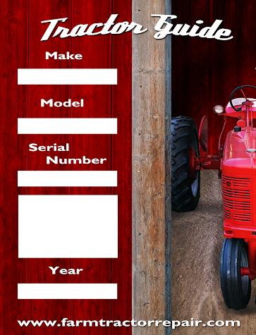 Tractor Guide Screenshot