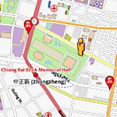 Taiwan Amenities Map